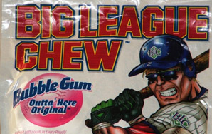 """""""Big League Chew"""" — Conversations over Stolen Food, Pt. 3 of4"""