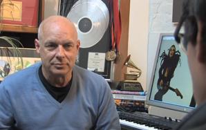 Brian Eno Interviews Brian Eno (For PorkMagazine)