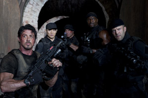 The Expendables: Action Figures