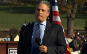 Inevitable Autotune of Jon Stewart's Closing Speech at Rally to Restore Sanity and/or Fear Emerges