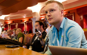 Sam Brown: Interface Designer