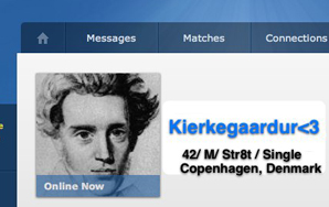 Online Dating Profiles Of The Wise And Famous
