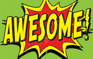 "Another Word For ""Awesome"""