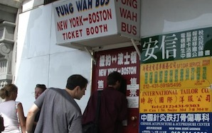 Memories Of The Chinatown Bus