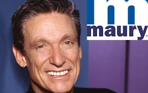 My Day At The Maury Show