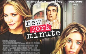 Lines From The Novelization Of The Olsen Twins' Film New York Minute