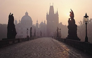In Prague, Part3