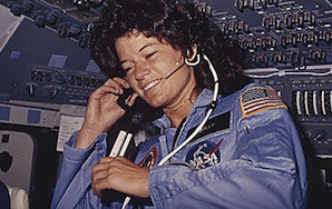 Sally Ride Comes Out In Her Obit, Was A Boss