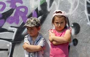 Children Are TinySociopaths