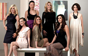 Bravo's Gallery Girls: Uptown Divas Vs. Brooklyn Hipster Zombies