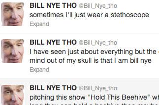 Bill Nye Makes AComeback