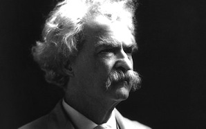 The Only Footage Of Mark Twain Ever Filmed (And It's By Thomas Edison!)