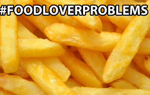 10 Food Lover Problems