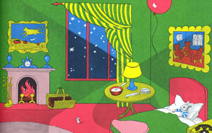 Goodnight Moon For Adults