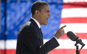 Invisible Obama's Apology to America