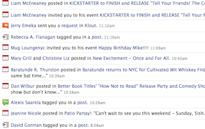 Your Facebook NotificationsProbably