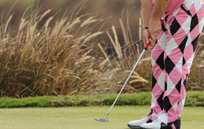 A Professional Golfer Explains His Choice Of Wardrobe To A Drag Queen