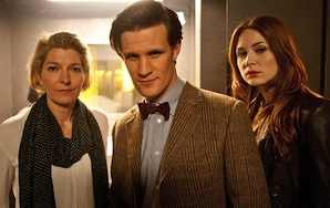 """""""The Power Of Three,"""" The Doctor And TheCubes"""