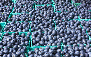 A Fruit Walks Into A Farmers Market…