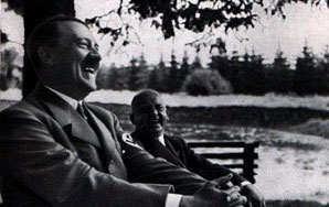 Broing Out WithHitler