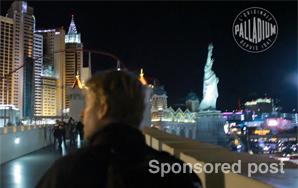 Palladium Boots To The Test in Undercity: Las Vegas Film