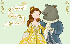 Fairy Tales For 20-Somethings: Beauty's Anxiety About Introducing Beast ToFriends