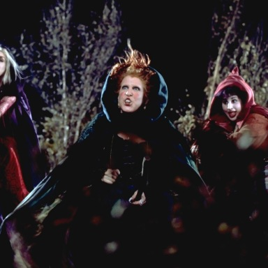 25 Little-Known Facts About Hocus Pocus