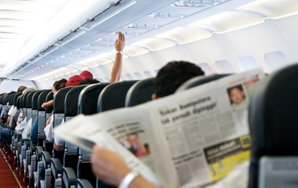 To Be The Only Minority On APlane
