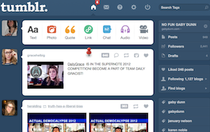 Your Tumblr Dashboard Probably
