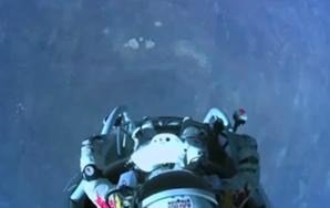 Felix Baumgartner's Inner Monologue From The Stratosphere, In HaikuForm