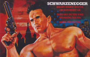 The Action Films Of Arnold Schwarzenegger, In Order Of Implausibility (Part I)