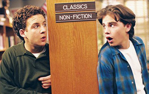 """Rider Strong NOT In """"Boy Meets World""""Sequel"""