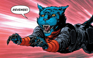 Comic Review: Action Cats