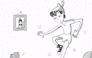 Fairy Tales For 20-Somethings: Peter Pan Does Something About His Internet Addiction
