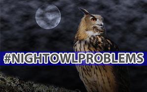 21 Night OwlProblems