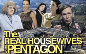 The Real Housewives Of The Pentagon Just Got Real