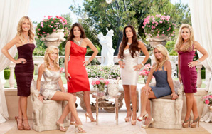 """If The Real Housewives Of Beverly Hills Were Scripted:  """"Uh Oh, Somebody'sCrying!"""""""