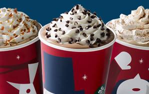 Monologue Of Starbucks' Peppermint White ChocolateMocha