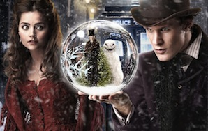 The 'Doctor Who' Christmas Special: Who Is Clara Oswin Oswald?
