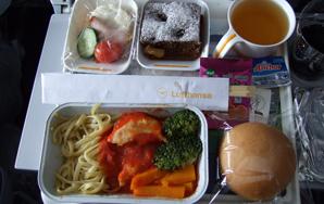 I Really Like Airplane Food