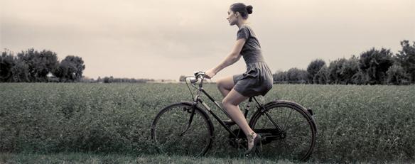 A Wannabe Hippie's Experience Biking to Work