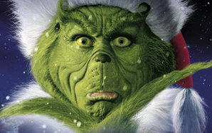 Coming Out Grinch
