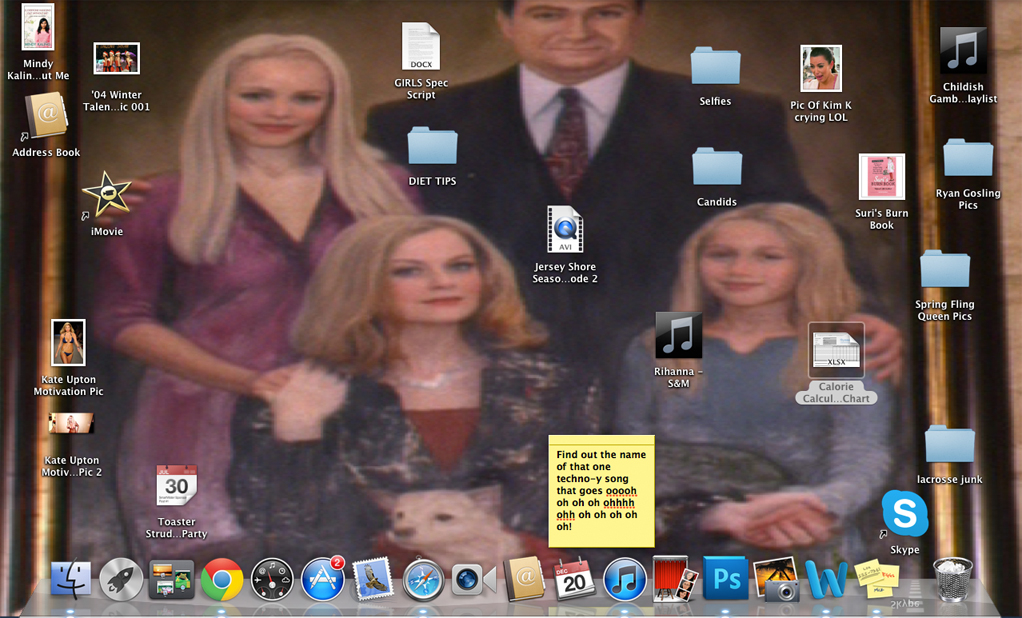 Hacked Into Regina George's Laptop, Here's What I Found
