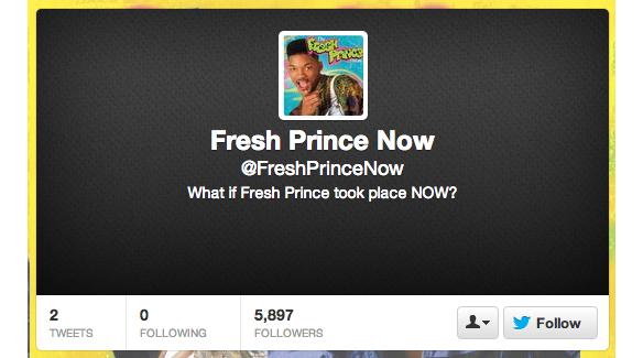 On The Heels Of @SeinfeldToday: @FreshPrinceNow