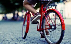 A Wannabe Hippie's Experience Biking toWork