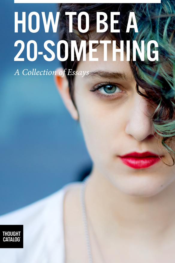 How To Be A 20-Something: The eBook
