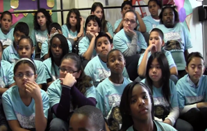 The PS22 Chorus Sang The Sandy Hook Elementary School Anthem, And It's Beautiful
