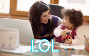 What's With MommyBloggers?