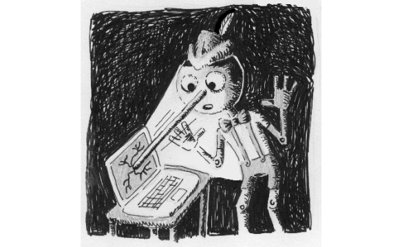 Fairy Tales For 20-Somethings: Pinocchio Asks For An Extension On His Final Paper