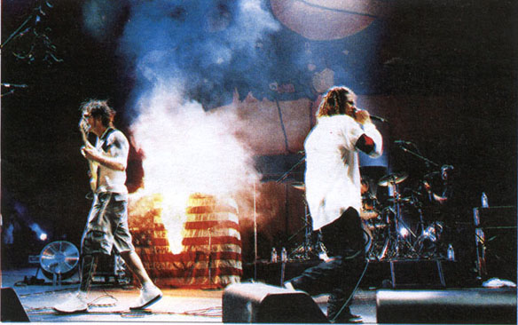 Rage Against The Machine, Woodstock '99